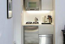 Tiny homes / Kleine Wohnungen, Minimalismus, Platzwunder tiny homes, tiny spaces, minimalism