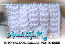 carpetas en crochet