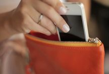 Bags that Charging your Devices
