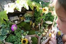 fairy garden / by Debbi Montgomery