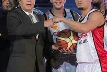 Ang Barangay / The Barangay Ginebra San Miguel is a professional basketball team playing in the Philippine Basketball Association (PBA) since 1979.