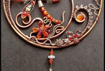 Wire and Bead projects