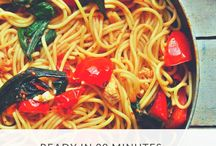 Pasta / Some of most scrumptious and easy to cook pasta recipes
