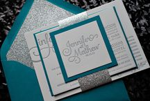 Invitations & Thank you Cards / Themes for your invitations and stationary