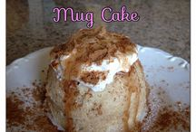 Mug Cakes / by Megan Thacker