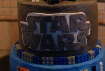 Harrison Lego Star Wars Party