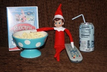 Elf on the Shelf fun / by Misty Haver