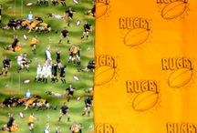 Rugby Fabrics by Hot Diggity Dog Fabrics™