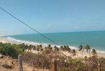 Lagoinha praia do Ceará