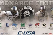 Meet the Monarchs / Team posters, schedules, ODU athletics graphics / by Old Dominion Athletics
