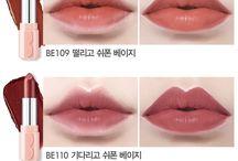 K-Beauty / Des idées de maquillage coréen mais aussi des cosmétiques qui ont l'air intéressant ! En somme, un peu tout sur la k-beauty !