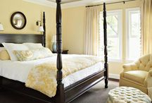 Traditional Bedrooms / Bedrooms styled traditionally, with soothing colors and stately furniture