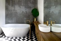bathroom favourites