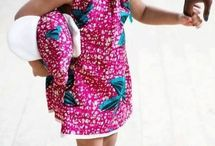 Trend/ Childrens African Inspiration