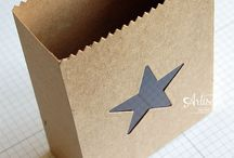 Stampin Up - Treat Bag Thinlits