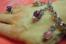 Changeable bracelets (sterling silver 925)