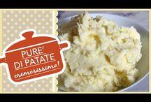 Purée di patate