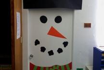 Zima dvere