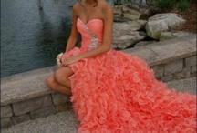 Prom dresses / by Kara Nonweiler