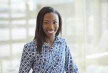 Female Business Portrait Examples