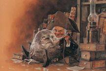 Gnomi - Gnomes / Immagini di Gnomi - Pictures of gnomes