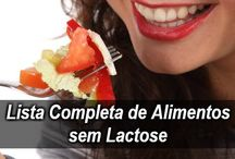 Alimentos sem lactose