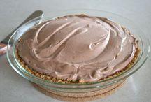 Quick pudding