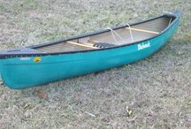 Canoes / Mine and others / by Curt Wood
