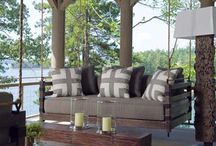Porches/Patios/Outdoor Living / by Lori Branning