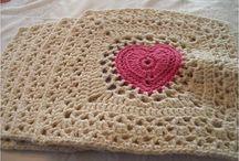 Crochet - Granny Squares & Doilies / by Christy Walcher