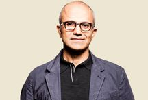 Indian Satya Nadella appointed Microsoft's new CEO / by Wishesh