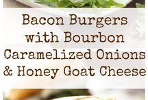 D.I.Y. Gourmet Burgers