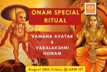 Onam Special Ritual