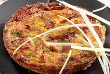 Quiche/Savory tarts