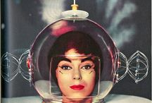 Space Age / by Velour Vintage Clothing