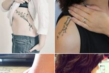 Literatur-Tattoos