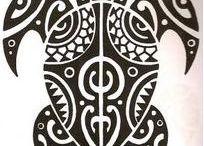 Tatuaż polinezyjski - wzory