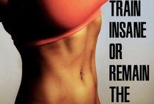 Fitness / A way to be healthy / by Hanna Modzelewski