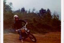 My bikes / dal 1970 ad oggi...