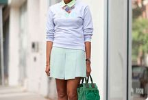 I love fashion / Women's fashion
