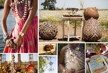 African Wedding Inspiration / by mochabride