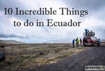 Ecuador / Travel to Ecuador