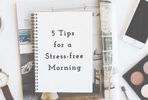 Composed Living Blog Posts