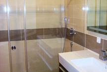 Dusche - Schiebetüren
