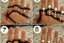 Вязание на пальцах