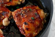 CHICKEN RECIPES / quick and easy weeknight chicken dinners / by What's Gaby Cooking