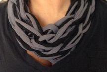 collares y bufandas