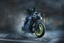 Yamaha MT-10 / Флагман серии МТ