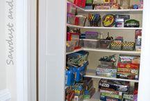 Organizing Playrooms / Organizing Playrooms