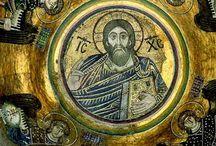 Мозаики собора Святой Софии в Киеве
